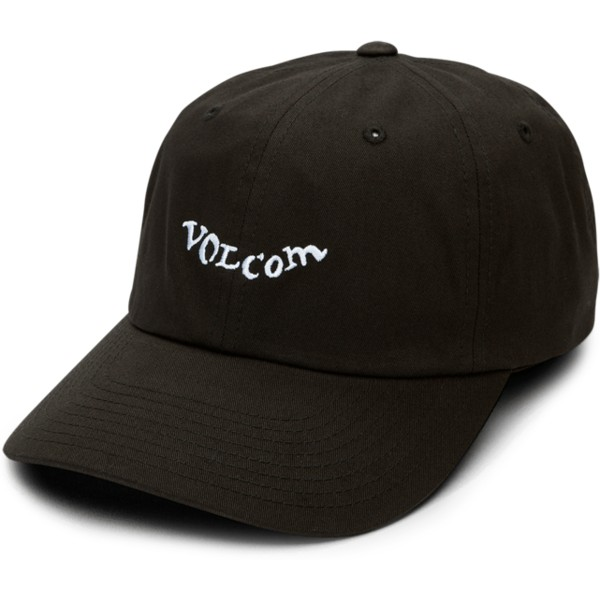 volcom-curved-brim-black-stencil-black-adjustable-cap