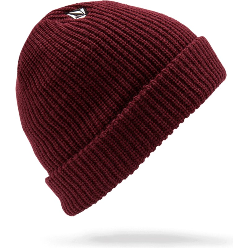 volcom-dark-port-full-stone-red-beanie