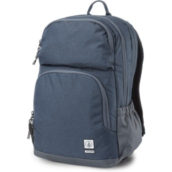 Volcom Midnight Blue Roamer Navy Blue Backpack