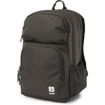 Volcom New Black Roamer Black Backpack