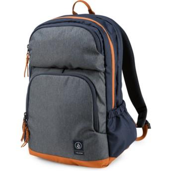 Volcom Navy Roamer Navy Blue Backpack