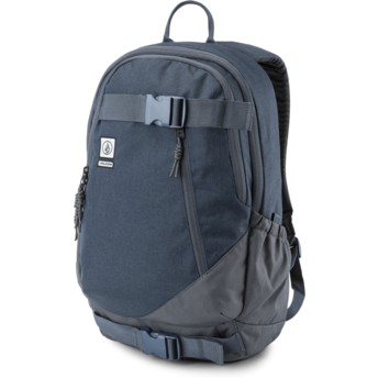 Volcom Midnight Blue Substrate Navy Blue Backpack
