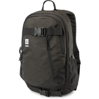 Volcom New Black Substrate Black Backpack