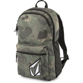 Volcom Camouflage Academy Camouflage Backpack
