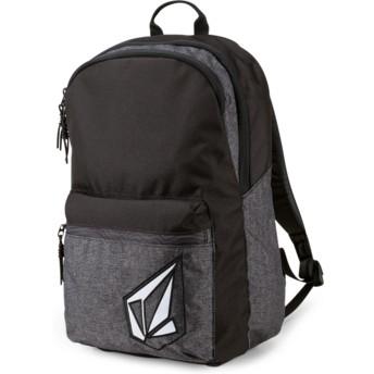 Volcom Ink Black Academy Black Backpack