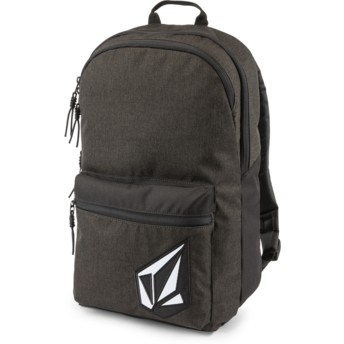 Volcom New Black Academy Black Backpack