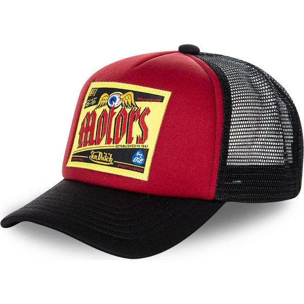 von-dutch-ber02-red-trucker-hat