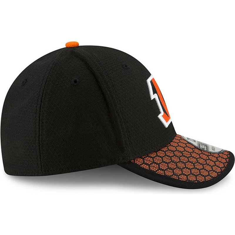 new style 75d63 f4ea3 ... new-era-curved-brim-39thirty-sideline-cincinnati-bengals-