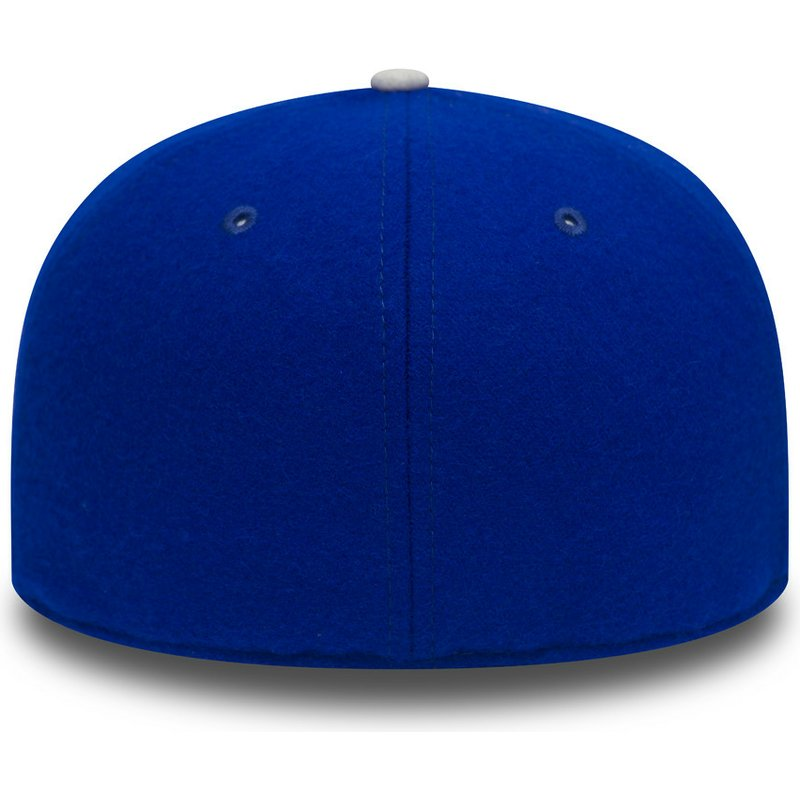facd5d2feece9 New Era Curved Brim 59fifty Relocation Brooklyn Dodgers Mlb Blue