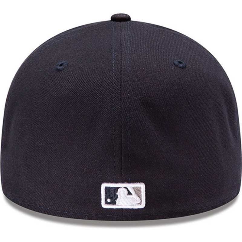 eaca6abf30c New Era Curved Brim 59FIFTY Low Profile Authentic New York Yankees ...