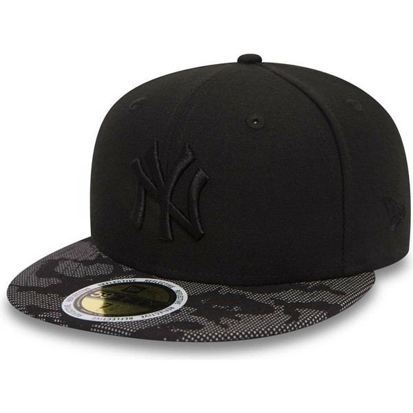 new-era-flat-brim-black-logo-59fifty-night-time-new-york-yankees-mlb-black-fitted-cap