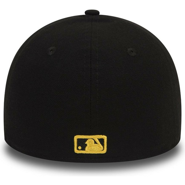 new-era-curved-brim-59fifty-low-profile-poly-pittsburgh-pirates-mlb-black-fitted-cap