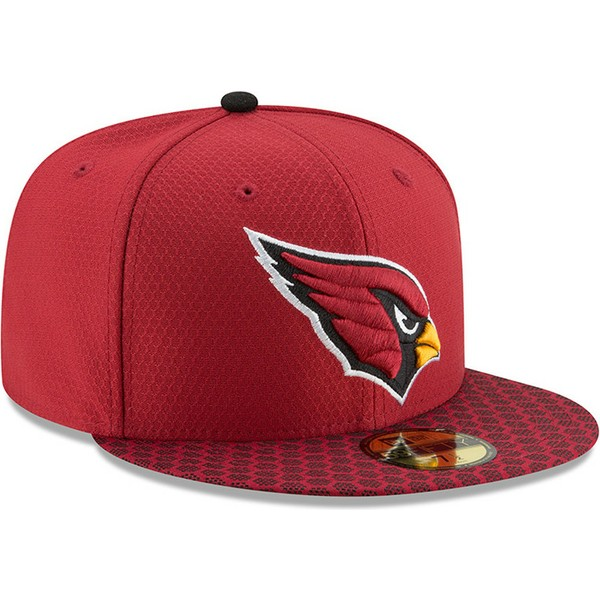 new-era-flat-brim-59fifty-sideline-arizona-cardinals-nfl-red-fitted-cap