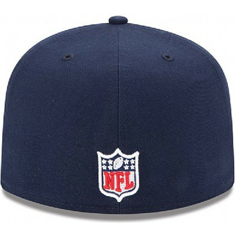 ... wholesale new era flat brim 59fifty on field chicago 111d0 cd42b  clearance chicago bears ... 5a0bdc62f