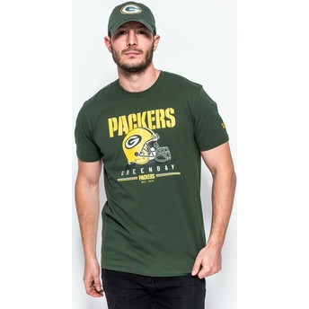 New Era Fan Pack Green Bay Packers NFL Green T-Shirt