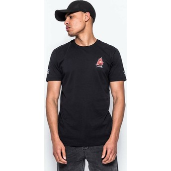 New Era Helmet Logo Tampa Bay Buccaneers NFL Black T-Shirt