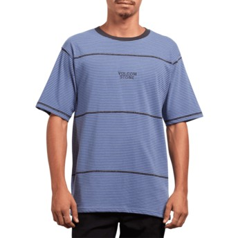 Volcom Stone Blue Noa Noise Blue T-Shirt