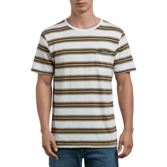 Volcom White Belfast White T-Shirt