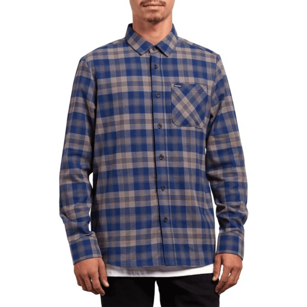 volcom-matured-blue-caden-plaid-blue-long-sleeve-check-shirt