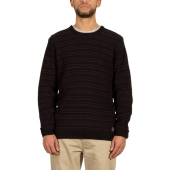 Volcom Navy Newstone Navy Blue Sweater