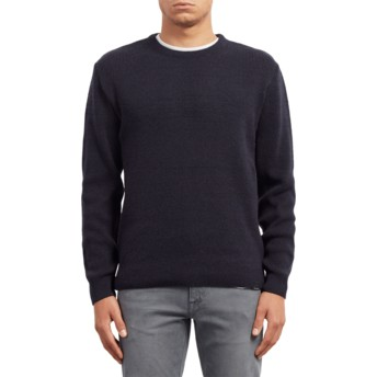 Volcom Navy Baltimore Navy Blue Sweater