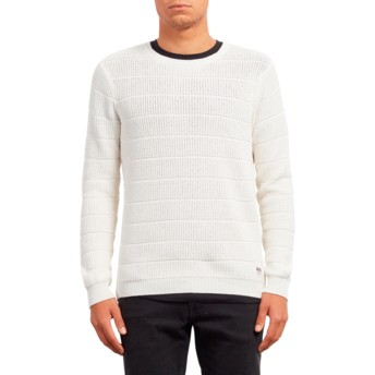Volcom Dirty White Joselit White Sweater