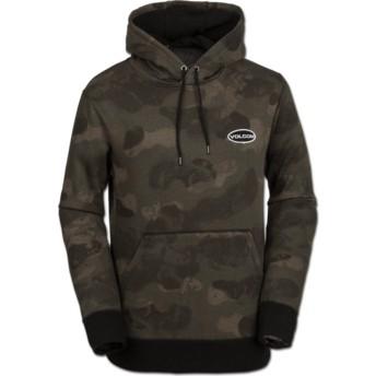 Volcom Camouflage Shop Camouflage Hoodie Sweatshirt
