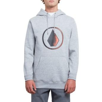 Volcom Storm Supply Stone Black Hoodie Sweatshirt