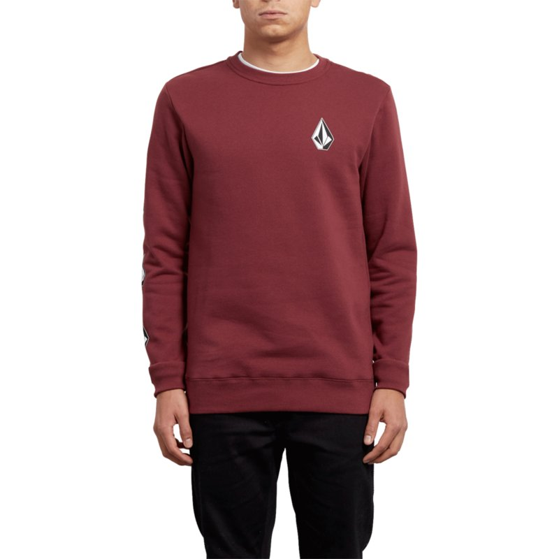 volcom-crimson-supply-stone-red-sweatshirt
