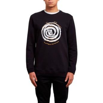 Volcom Black Reload Black Sweatshirt