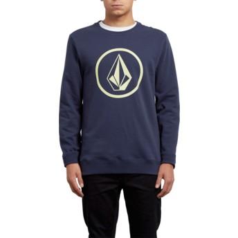 Volcom Indigo Stone Navy Blue Sweatshirt