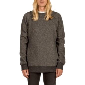 Volcom Black Static Stone Black Sweatshirt