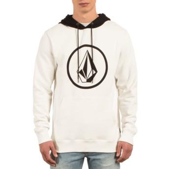 Volcom Cloud Stone White Hoodie Sweatshirt