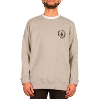 Volcom Grey Supply Stone Grey Sweatshirt
