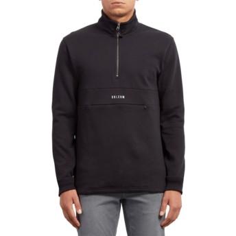 Volcom Black Rixon Black Sweatshirt