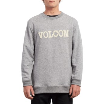 Volcom Grey Cause Grey Sweatshirt