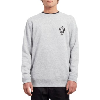 Volcom Storm Supply Stone Black Sweatshirt