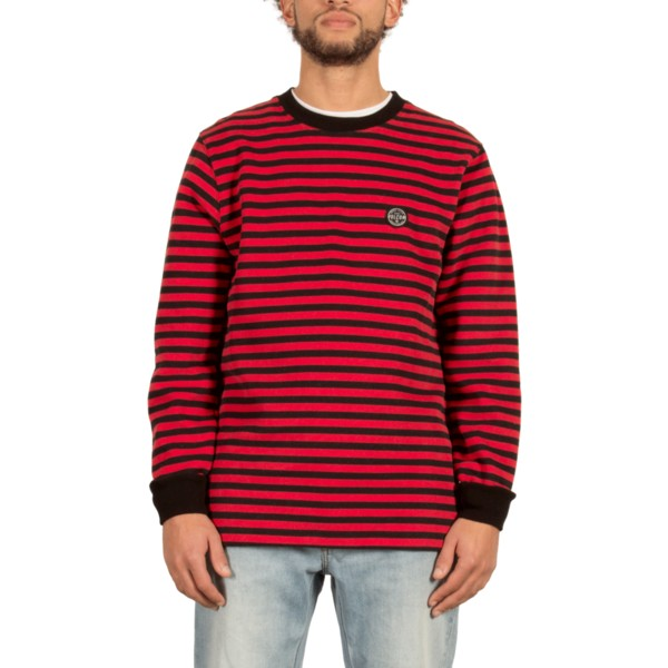 volcom-true-red-kraystone-black-and-red-sweatshirt