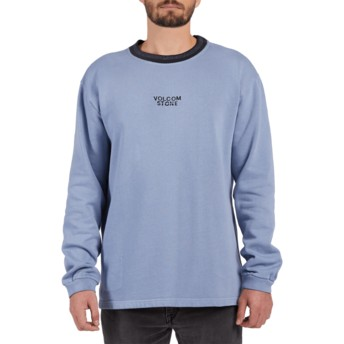 Volcom Stone Blue Noa Noise Blue Sweatshirt