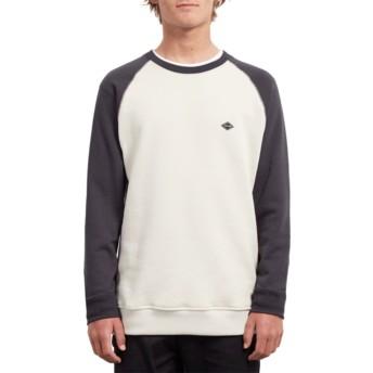 Volcom Black Homak Black and White Sweatshirt