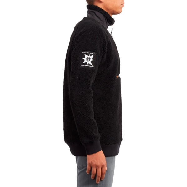 volcom-black-ap-mock-black-sweatshirt