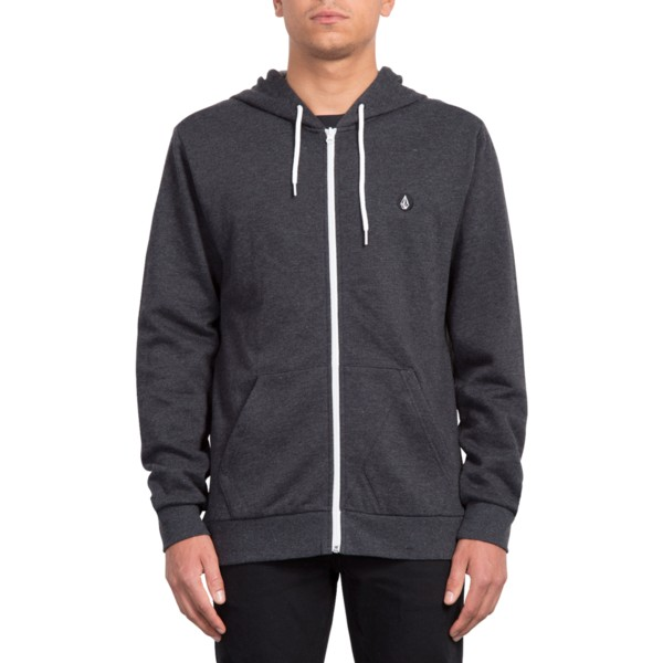volcom-heather-black-iconic-black-zip-through-hoodie-sweatshirt