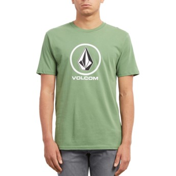 Volcom Dark Kelly Crisp Stone Green T-Shirt