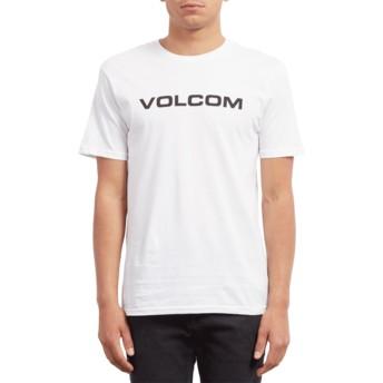 Volcom White Crisp Euro White T-Shirt