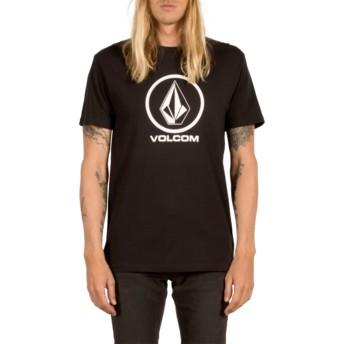 Volcom Black Circle Stone Black T-Shirt