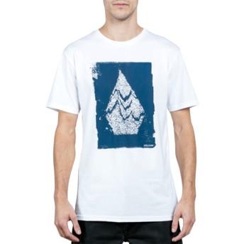 Volcom White Disruption White T-Shirt