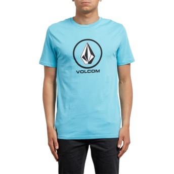 Volcom Blue Bird Crisp Blue T-Shirt