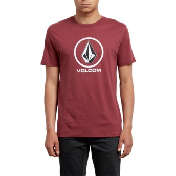 Volcom Crimson Crisp Red T-Shirt