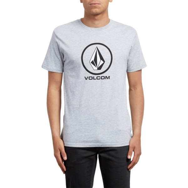 volcom-heather-grey-crisp-grey-t-shirt