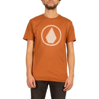 Volcom Copper Burnt Brown T-Shirt